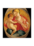 Madonna with Child Posters by Pontormo Carrucci