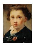 Portrait of Maurino Gandolfo Poster by Gaetano Gandolfi
