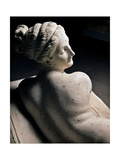 Najad Lying Prints by Antonio Canova