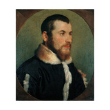 Portrait of a Gentleman Giclee Print by Giovanni Battista Moroni