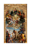 Martyrdom of St. Justina Posters by  Veronese