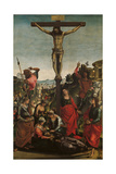 Crucifixion Art by Luca Signorelli