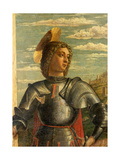 San Giorgio Giclee Print by Andrea Mantegna