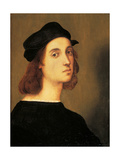 Self Portrait Reproduction procédé giclée par  Raphael
