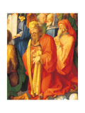 Adoration of the Holy Trinity (Landauer Altarpiece) Prints by Albrecht Dürer