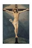 Jesus på korset Plakat av Guido Reni