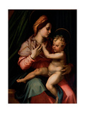 Madonna and Child Prints by  Andrea del Sarto