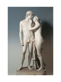 Venus and Adonis Print by Antonio Canova
