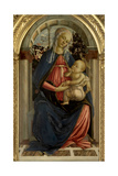 Virgin and Child (Madonna of the Roses) Prints by Sandro Botticelli
