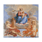 Madonna of Loreto, Francesco Allegrini, 17th c. Cathedral, Perugia, Italy Giclee Print by Francesco Allegrini