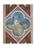 Jonah and the Whale Giclee Print by  Giotto