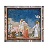 Passion, The Resurrection Giclee Print by  Giotto