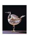 Bird-shaped Vase, Saracchi workshop Art by  Saracchi workshop