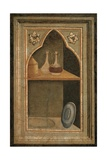 Niche with Paten, Pyx and Ampullae Posters by Taddeo Gaddi