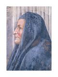Trinity (detail) Print by Masaccio Cassai