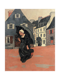 Downpour Planscher av Paul Serusier