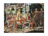 Journey of the Magi Posters af Benozzo Gozzoli