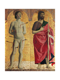 Polyptych of the Misericordia (Virgin of the Mercy) Prints by  Piero della Francesca