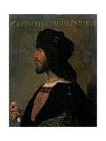 Portrait of Cesare Borgia Prints
