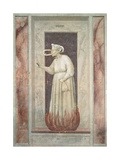 Virtues and Vices, Envy Posters by  Giotto di Bondone