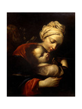 Holy Family Posters by Spagnuolo Crespi