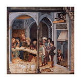 Wedding Feast at Cana Prints by Andrea Delitio