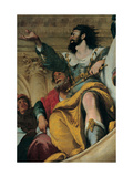 Parable of the Wedding Guest Giclee Print by Bernardo Strozzi