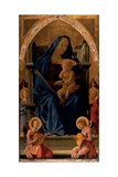 Virgin and Child (Pisa Polyptych) Posters by Masaccio Cassai