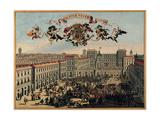 Piazza Castello Prints