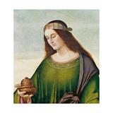 Magdalene Poster by  Giorgione
