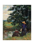 Fishermen Posters by Jean-Baptiste-Armand Guillaumin