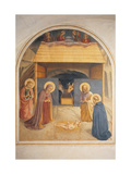 Nativity Prints by  Beato Angelico