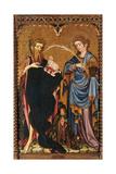 St. John Baptist, St. John Evangelist, Doner Art