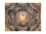 Assumption of the Virgin Prints by  Correggio