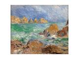 Marine, Guernsey Art by Pierre-Auguste Renoir