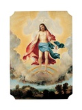 Trinity Altarpiece Giclee Print by Lotto Lorenzo