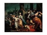 Daniel vindicates Susanna Posters by Antonio Gionima