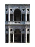 Basilica Palladiana (Palazzo della Ragione) Print by  Palladio