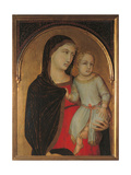 Madonna and Child Posters by , Pietro Lorenzetti