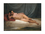 Lying Nude Prints by Antonio Muzzi