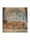 Damned Souls in Hell Prints by Luca Signorelli