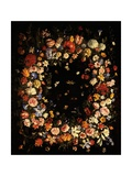 Garland of Flowers (Still Life) Prints by Pier Francesco Cittadini