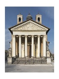 Tempietto Barbaro (church) Art by  Palladio