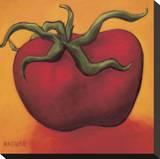 Tomate Reproduction sur toile tendue par Will Rafuse