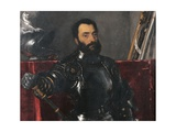 Portrait of Francesco Maria della Rovere Giclee Print by  Titian