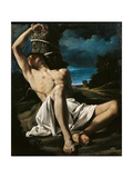 St. Sebastian Posters by  il Guercino