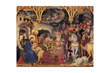 Adoration of the Magi Prints by Gentile da Fabriano
