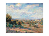 Landscape, le de France Prints by Jean-Baptiste-Armand Guillaumin
