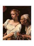 Judith Beheading Holofernes Art by  Caravaggio