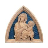 Virgen y el niño Pósters por Andrea Pisano
